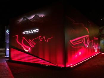 Alfa Romeo Stelvio International Media Drive (Agency: Simmetrico)
