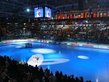 Figure Skating World Championships Torino 2010 (Company: Parcolimpico)