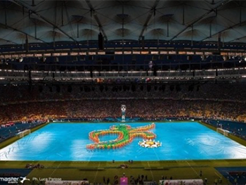 UEFA Euro 2012 Closing Ceremony Kiev (Agency: Filmmaster Events)